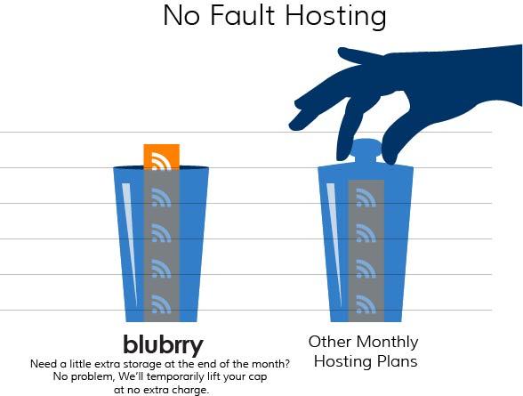 No Fault Hosting