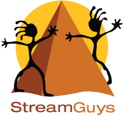 Stream Guys logo