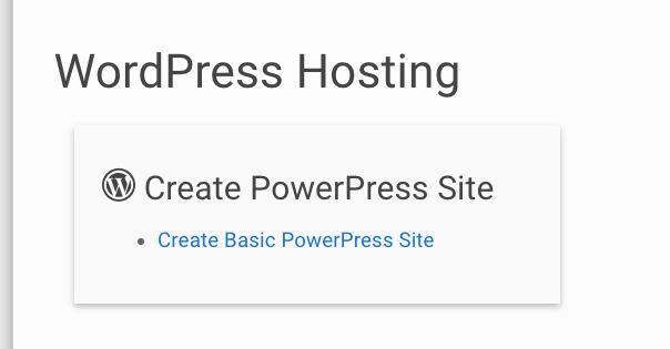 create_PowerPress_site