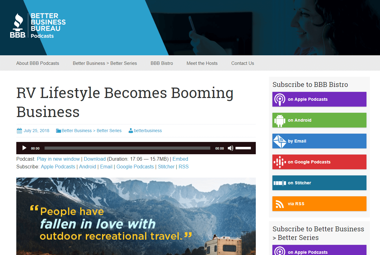 PowerPress Theme for PowerPress Sites - Blubrry Podcasting